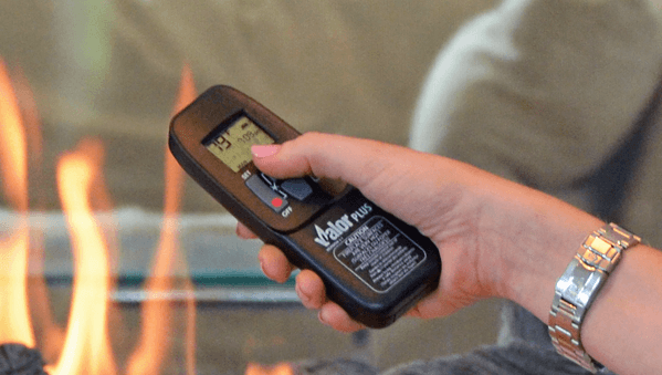 Replacing the batteries in your Valor fireplace remote
