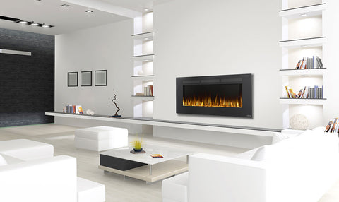 "Napoleon Allure 50"" Wallmount Electric Fireplace"