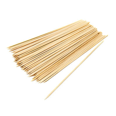 Grill Pro 12 in. Bamboo Skewers - 11070 | Stop by Barbecues Galore and let us help you get fired up in time for summer. Check out any of our 5 stores: Burlington, Oakville, Etobicoke & Calgary