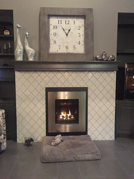 Valor Portrait Zero Clearance Fireplace
