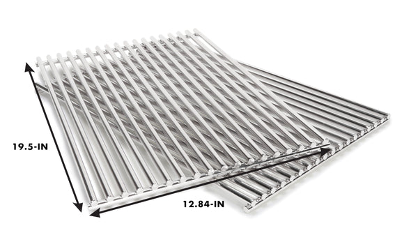 Stainless Steel Cooking Grills for Weber Genesis 300 Series l Barbecues Galore