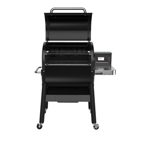 Weber SmokeFire EX4 Pellet Grill | Weber pellet bbqs will make sure no meals are missed this summer | Barbecues Galore: Calgary, Burlington, Etobicoke & Oakville