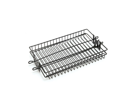 Grill Pro Non-Stick Flat Spit Basket l Barbecues Galore