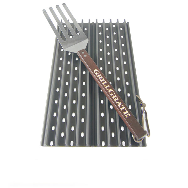 "Grill Grate 17.375"" Set w/Tool l Barbecues Galore"