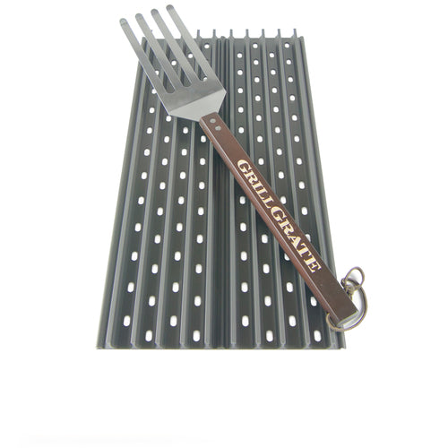 "Grill Grate 19.25"" Set w/Tool l Barbecues Galore"