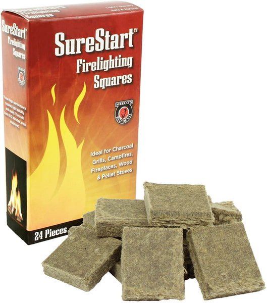 MEECO FIRELIGHTER SQUARES