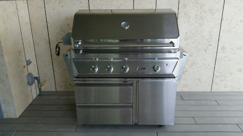42 Inch Twin Eagles Barbecue