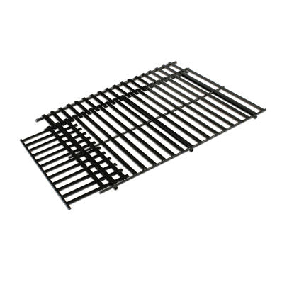 Grill Pro Adjustable Porcelain Coated Cooking Grid -  50335 | Stop by Barbecues Galore and let us help you get fired up in time for summer. Check out any of our 5 stores: Burlington, Oakville, Etobicoke & Calgary