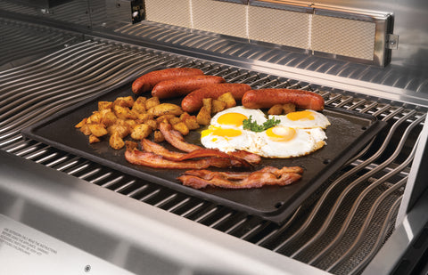 Napoleon Prestige 500 Series Cast Iron Reversible Griddle