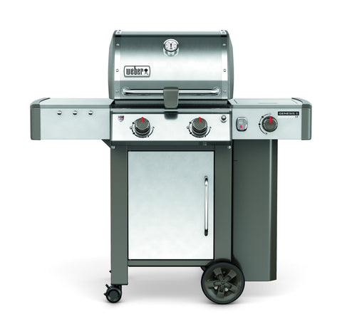 Weber Genesis II LX S-240 Natural Gas - 60004001 | Barbecues Galore