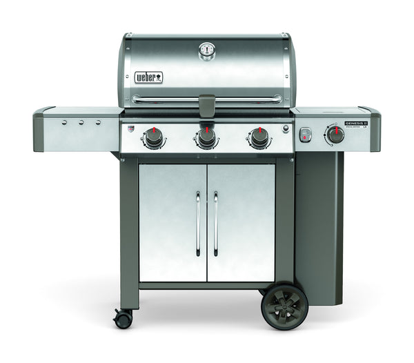 Weber Genesis II LX CSS-340 Propane - 61004201 | Barbecues Galore