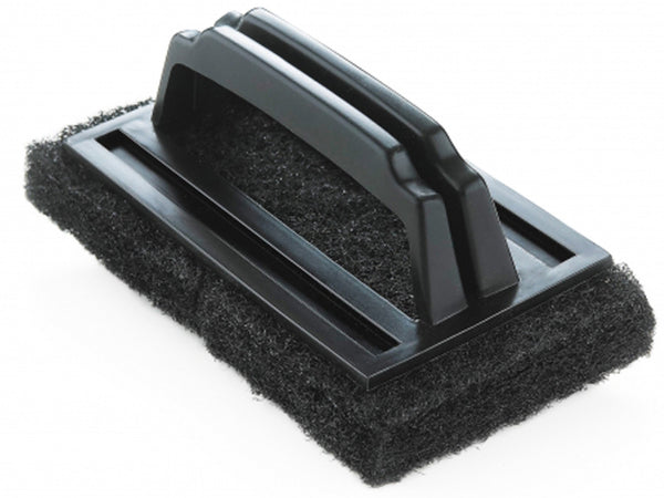 Brander Abrasive Scrubber Brush - TR243 | Barbecue Galore