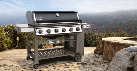 Weber Genesis II E-610 Natural Gas - 68010001 | Barbecues Galore