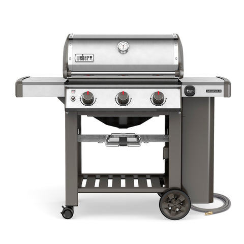 Weber Genesis ll S-310 - Natural Gas l Barbecues Galore