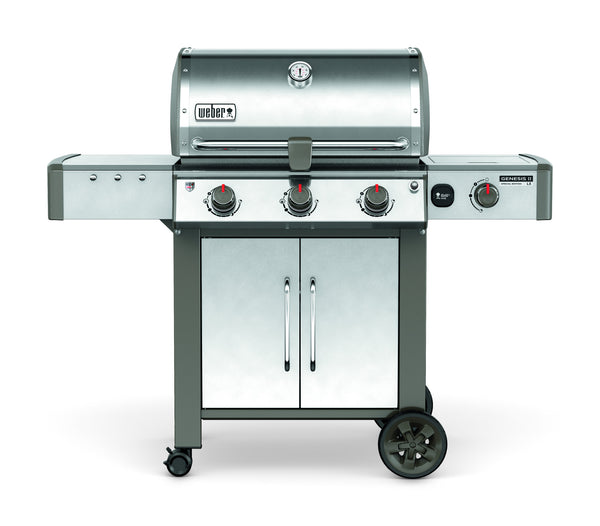 Weber Genesis II LX CSS-340 Natural Gas - 66004201 | Barbecues Galore