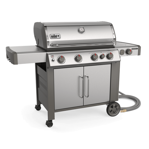 Weber Genesis II S-435 - Natural Gas l Barbecues Galore