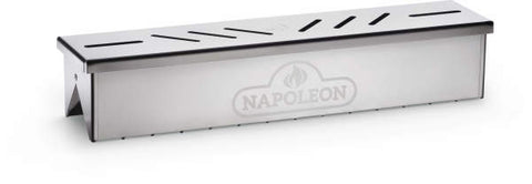 Napoleon 67013 Stainless Steel Smoker Box | Available in-store and online with Barbecues Galore: Burlington, Oakville, Etobicoke & Calgary.