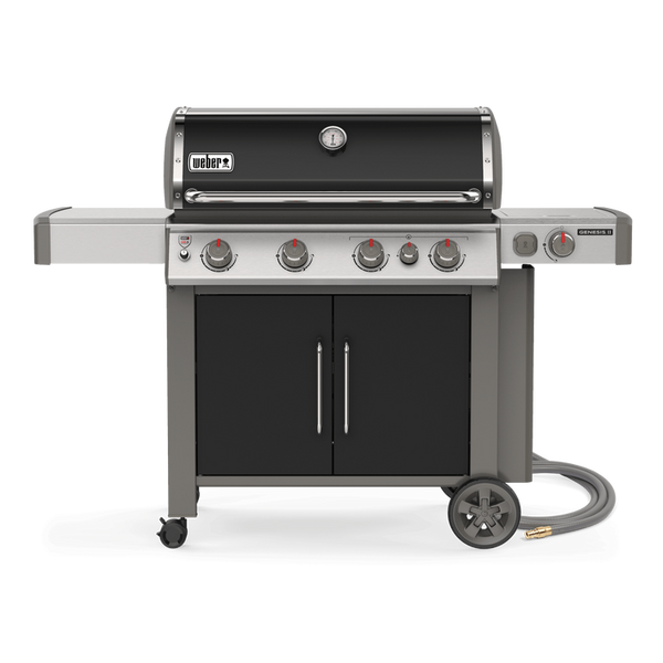 Weber Genesis II E-435 - Natural Gas l Barbecues Galore