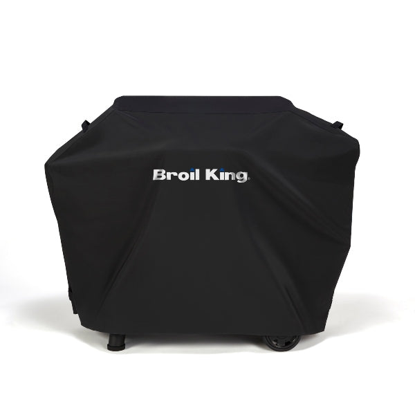 Broil King 67066 Baron Pellet 500 Cover. Shop online or in-store with Barbecues Galore for all of your BBQ, accessory, cover and patio needs. Located in Burlington, Oakville, Etobicoke & Calgary.