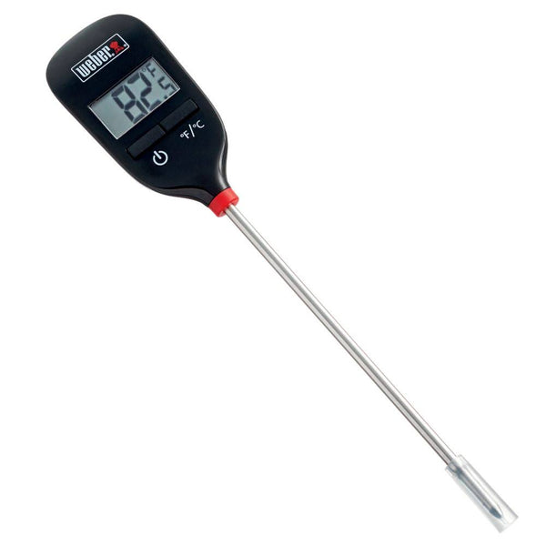 6750 Weber Instant Read Thermometer with Digital Display | Barbecues Galore
