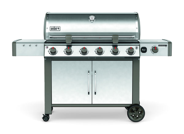 Weber Genesis II LX S-640 - Natural Gas