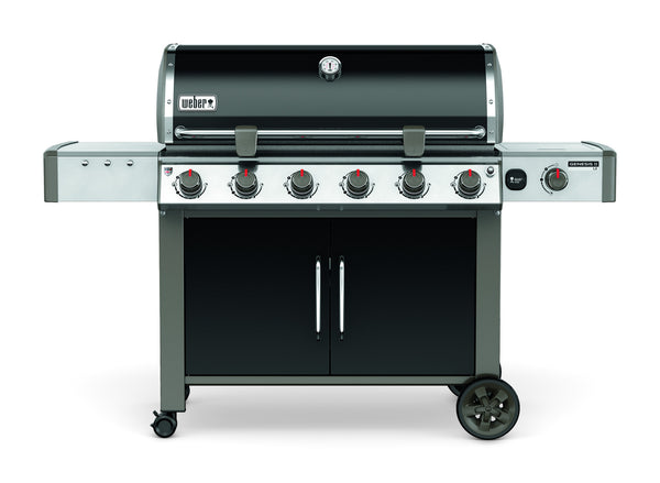 Weber Genesis II LX E-640 Natural Gas - 68014001 | Barbecues Galore