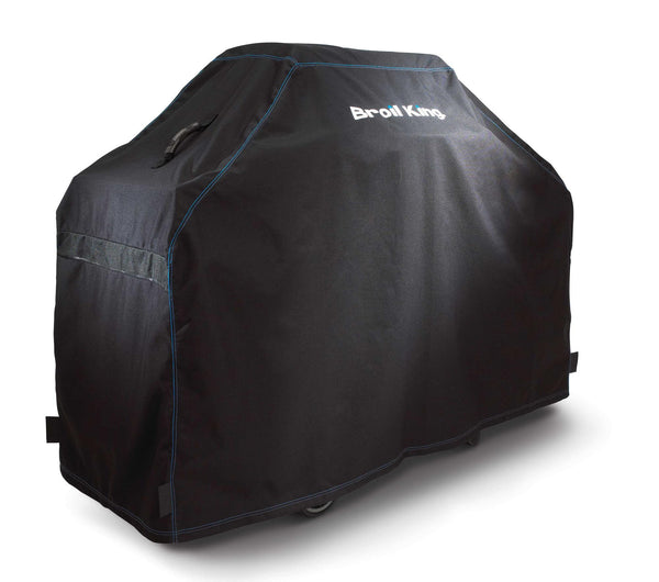 Broil King 51 Inch Heavy Duty Cover | 68470. Stop by any of Barbecues 5 locations for all of your BBQ, patio, accessory and cover needs. 3 Locations in the GTA: Burlington, Oakville & Etobicoke, Ontario. 2 Locations in Calgary, Alberta.