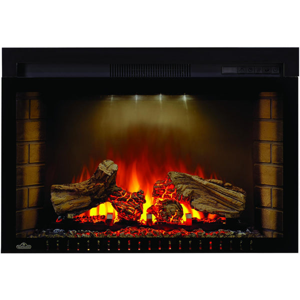 "Napoleon Cinema 29"" Built In Electric Fireplace"