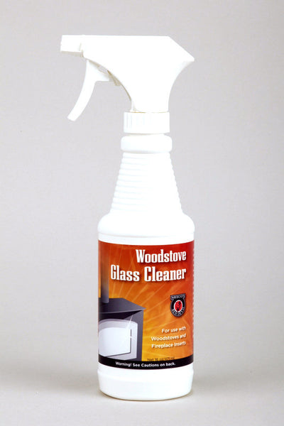 MEECO Wood Fireplace Glass Cleaner