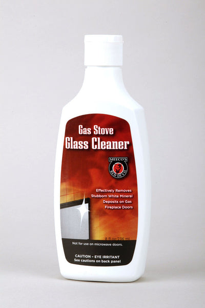 MEECO Gas Fireplace Glass Cleaner