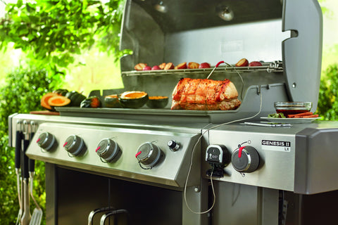 Weber iGrill 3 Bluetooth Wireless Thermometer