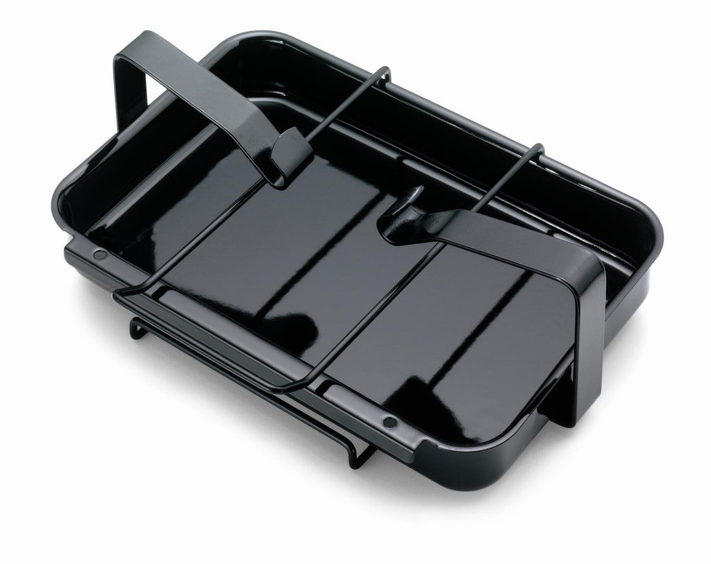 Weber 7515 Replacement Catch Pan & Holder