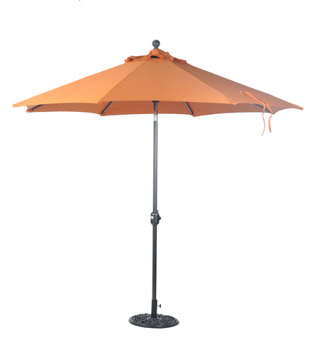TREASURE GARDEN UM810 - 9 FT AUTO TILT UMBRELLA