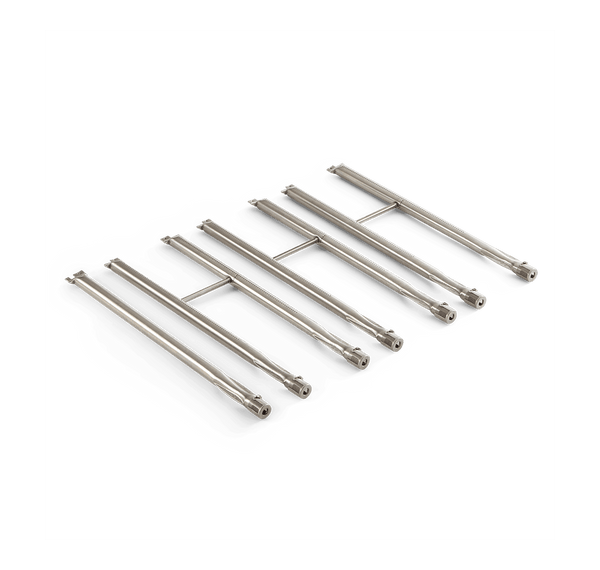eber 85663 Replacement Burner Kit – Summit Gold Series | Order in-store or online with Barbecues Galore: Located in Burlington, Oakville, Etobicoke & Calgary. Shop for all your BBQ, patio, accessory and parts needs.