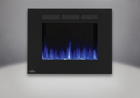 "Napoleon Allure 32"" Wallmount Electric Fireplace"