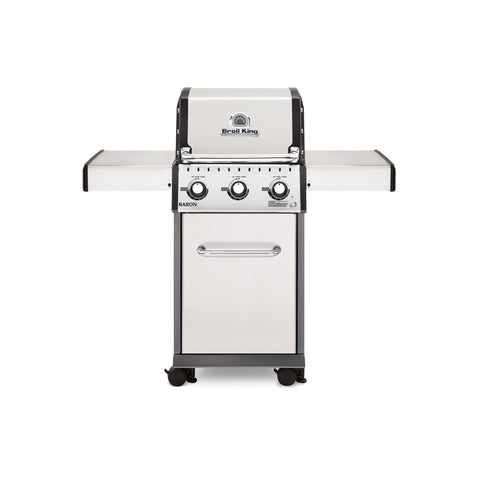 Broil King Baron S320 Propane Barbecue - 921554 | Barbecues Galore