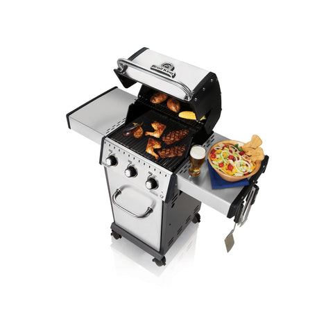 Broil King Baron S320 Natural Gas Grill - 921557 | Barbecues Galore