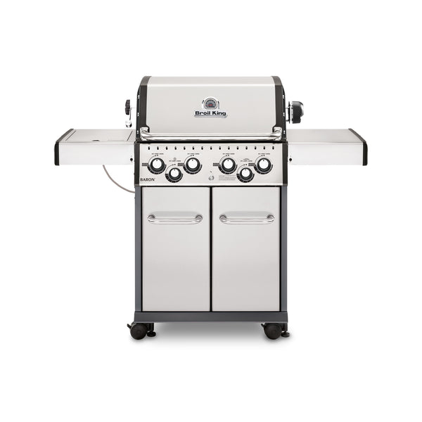 Broil King Baron S490 - Propane Grill | Barbecues Galore: Burlington, Oakville, Etobicoke & Calgary