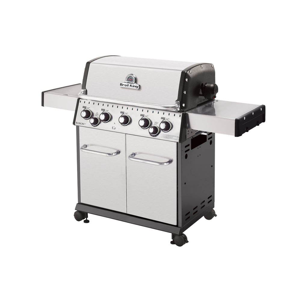 Bbq Galore Outdoor Kitchen Broil King Baron S590 Propane Barbecue 923584 Barbecues Galore