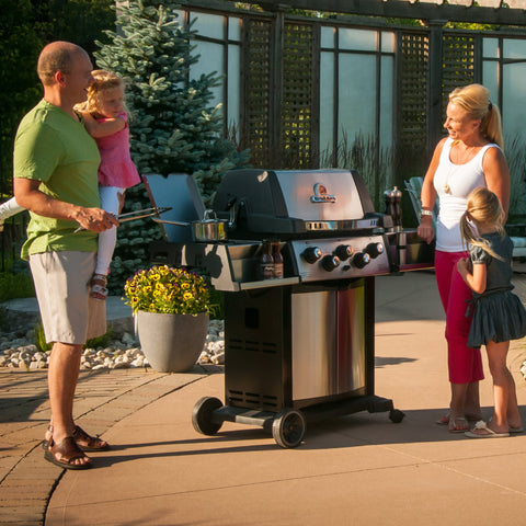 Broil King Sovereign 90 Propane - 987844 | Barbecues Galore