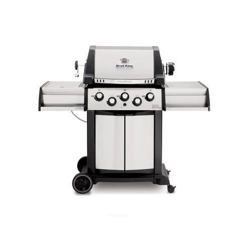 Broil King Sovereign 90 Natural Gas - 987847 | Barbecues Galore