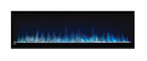 "Napoleon Alluravision 60"" Slimline Linear Electric Fireplace"