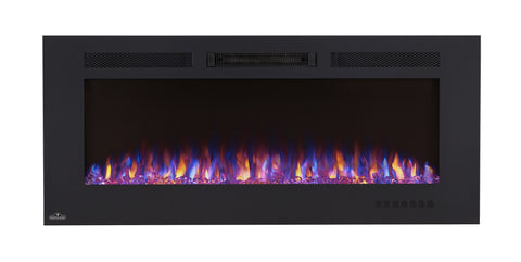 "Napoleon Allure Phantom 50"" Wallmount Electric Fireplace"