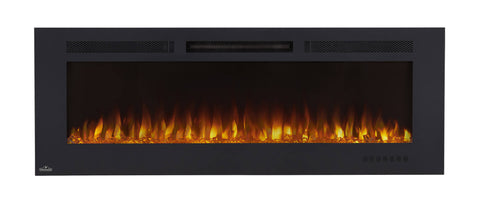 "Napoleon Allure Phantom 60"" Wallmount Electric Fireplace l Barbecues Galore"