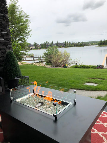 Outdoor Greatroom Archer Fire Table