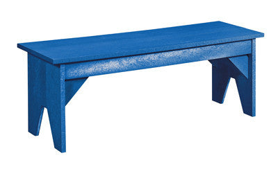 CRP Basic Backless Bench - Blue