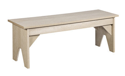 CRP Basic Backless Bench - Beige