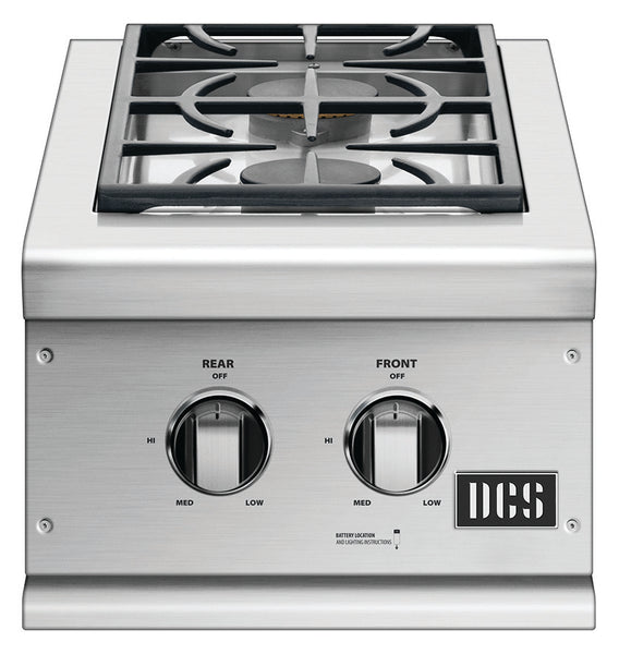 "DCS 14"" Series 7 Double Side Burner - Natural Gas"
