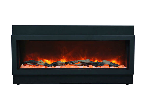 Amantii Panorama Series BI40-DEEP Electric Fireplace