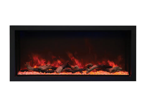 Amantii Panorama Series BI50-DEEP-XT Electric Fireplace